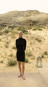 About the Designer (desert)
